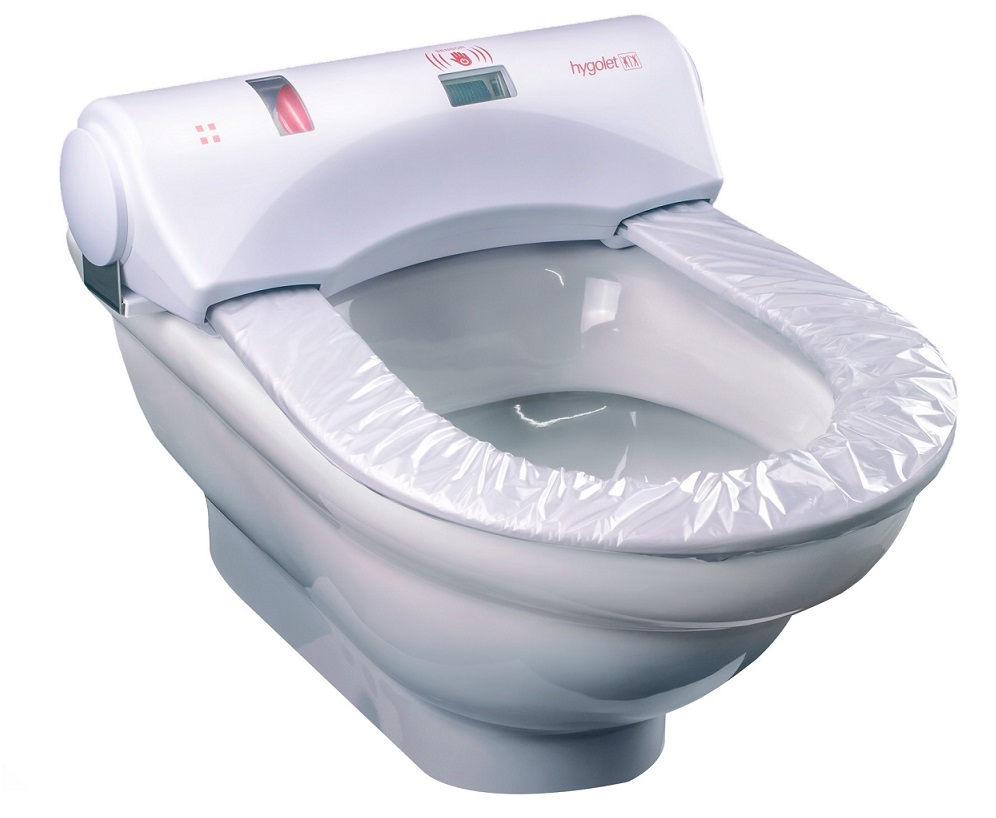 Automatic Toilet Seat Covers Hygolet Direct