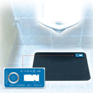 Antimicrobial Urinal Mats